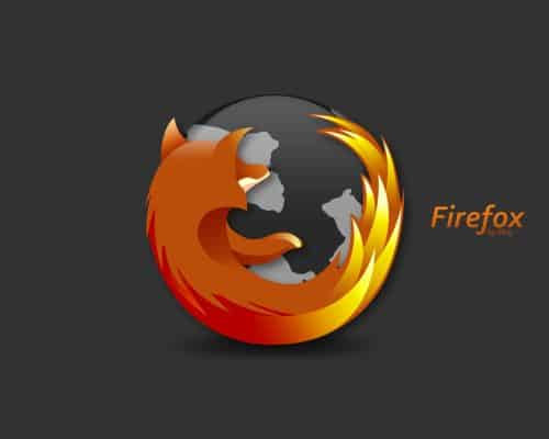Firefox wallpaper by hotmag