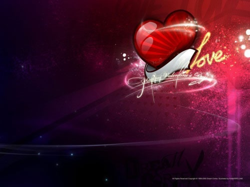 beautiful valentine wallpapers  web design booth, Beautiful flower