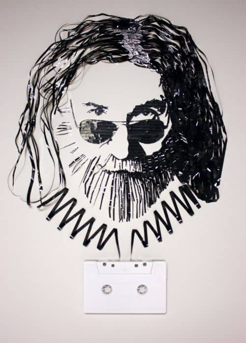Ghost in the Machine- Jerry Garcia