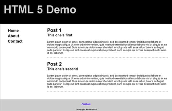 20 Useful HTML5 Tutorials For You To Get Started 15