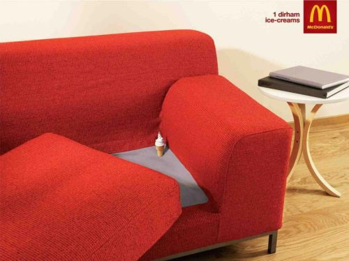 McDonalds | Couch