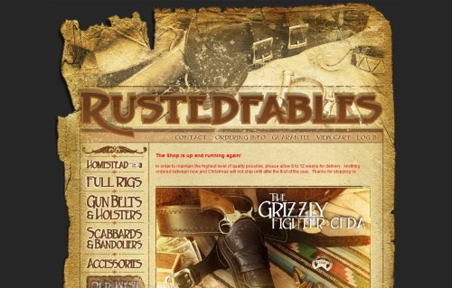 Rustedfables