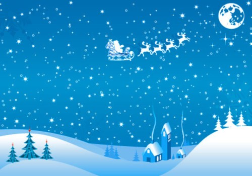 66 Beautiful Christmas Wallpapers Web Design Booth
