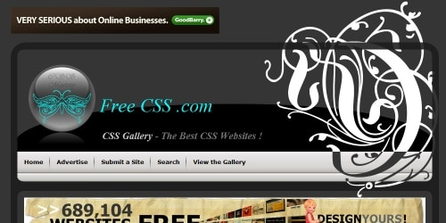 css-gallery-free-css