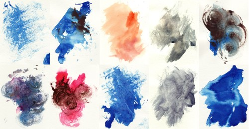 Free High-Res Texture Pack: Grungy Watercolor