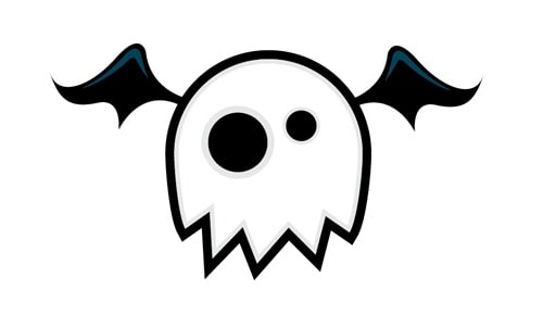 Flying Bat Ghost