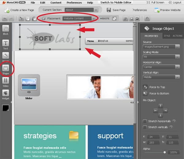 How to Create a Website If You Have HTML Template with CMS