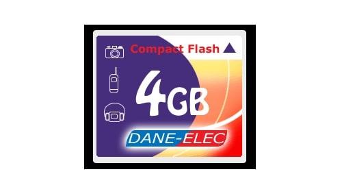 Photoshop 4GB Card Icon