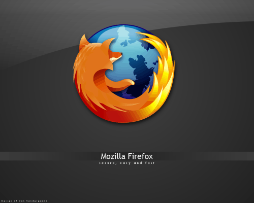 Firefox Dark Edition by tank90