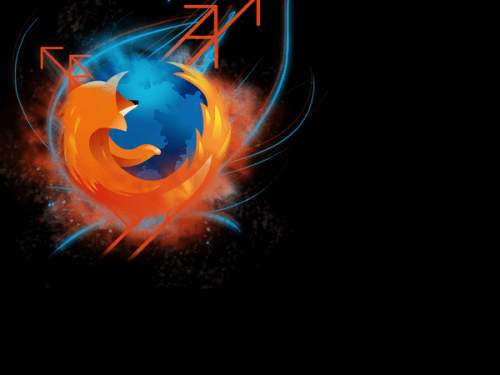 Firefox Wallpaper by leesized
