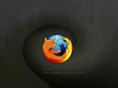Firefox wallpaper by matthewOK