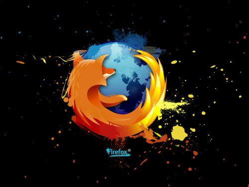 Mozilla Firefox art version by darkmagic1an