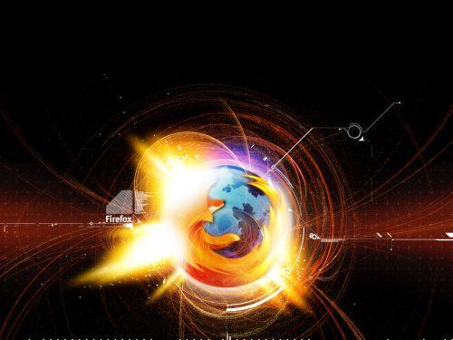 Nova Mozilla Firefox by caiobeltrao
