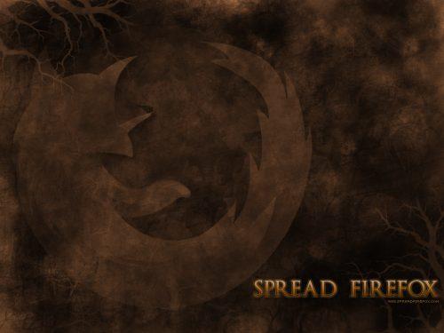 Spread Firefox Halloween by BeyondAphotic