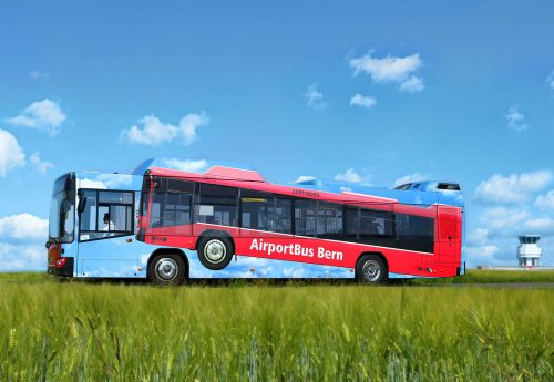 Bernmobil: Airport bus