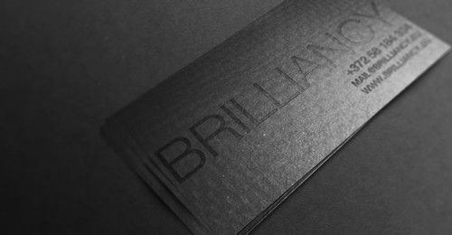 Brilliancy Business Card