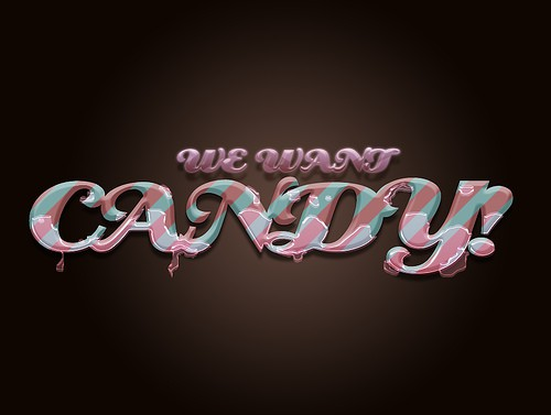 candy coated photoshop tutorial