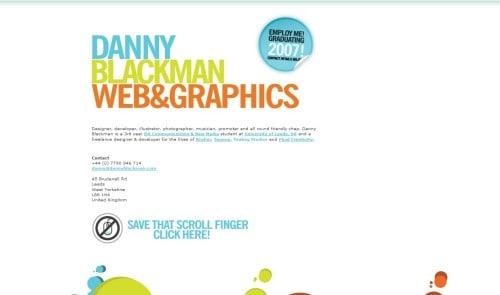 Danny Blackman