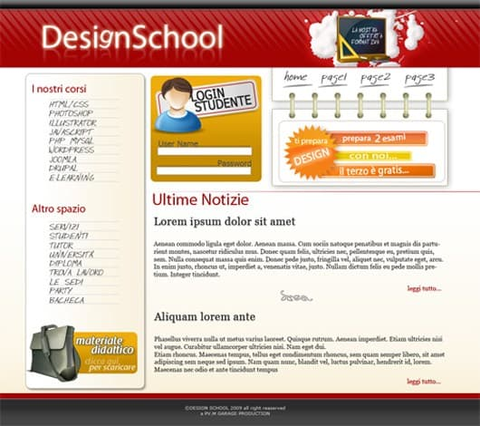 25 Useful PSD to HTML Conversion Tutorials - Web Design Booth