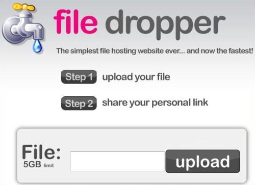 FileDropper