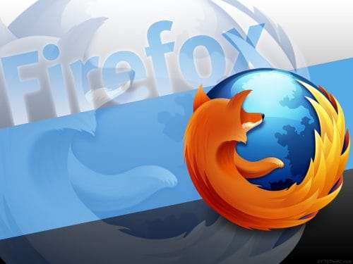 firefox 3 blue wallpaper 1600X1200