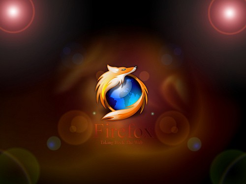 firefox wallpaper 10