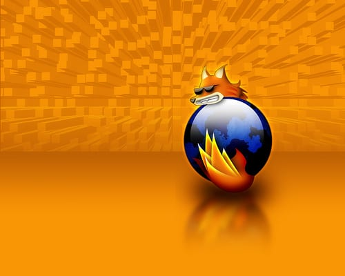 firefox wallpaper 17