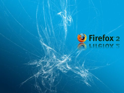 Firefox Wallpaper by changlisheng