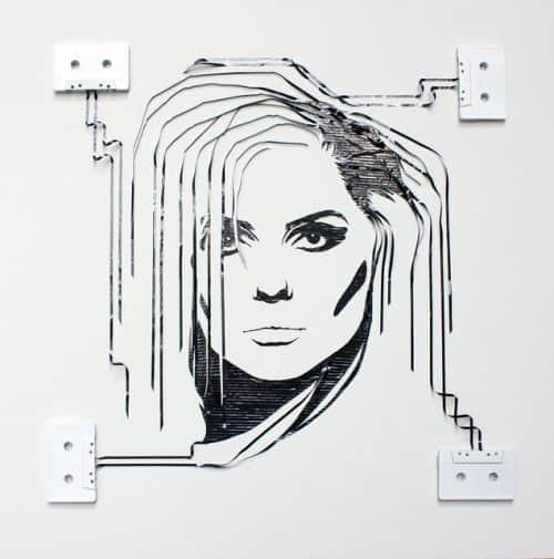 Ghost in the Machine- Debbie Harry of Blondie