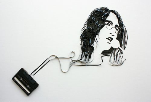 Ghost in the Machine: John Lennon