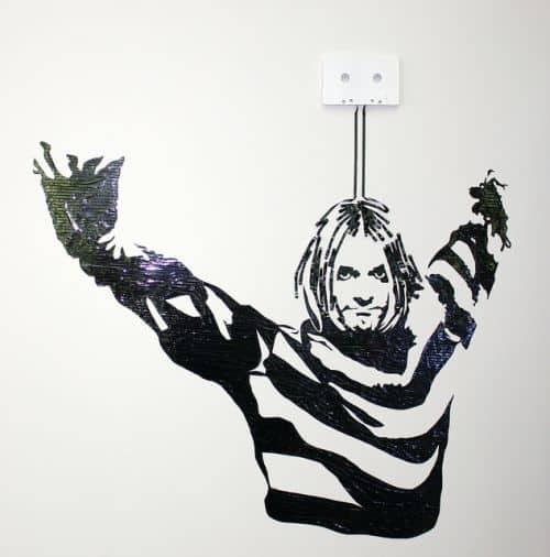 Ghost in the Machine- Kurt Cobain
