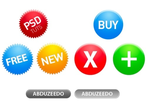Handy Web 2.0 Icons In Photoshop