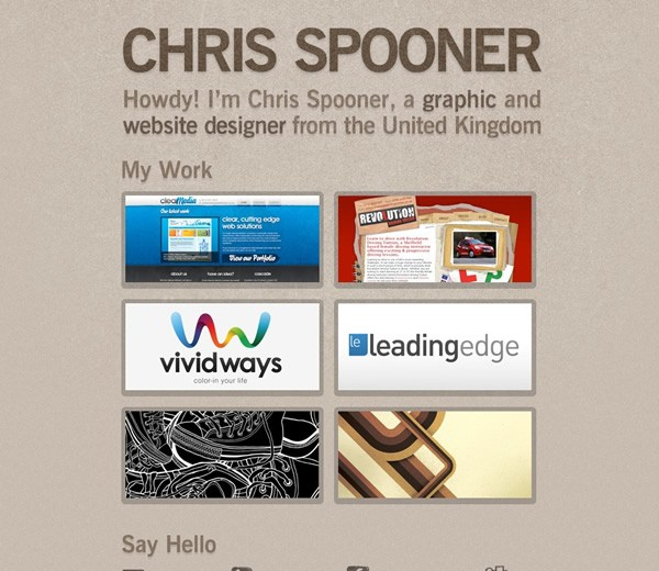 Web Design Portfolio Examples: 25 Useful PSD To HTML Conversion Tutorials
