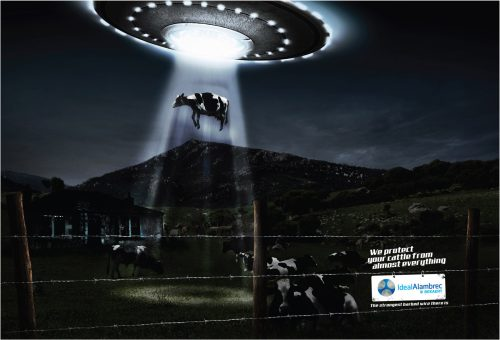 Ideal Alambrec Bekaert: UFO
