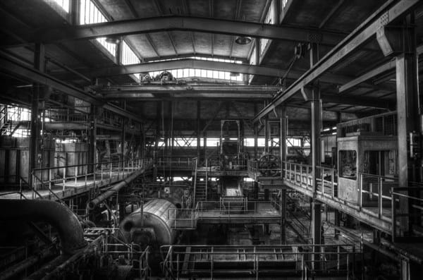 Showcase of 25 industrial photography
