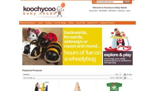 Koochycoo Baby Needs