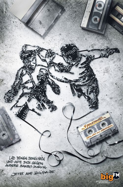Kung Fu Cassette