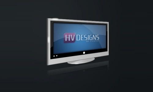 LG LCD Monitor Icon