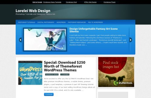 Lorelei Web Design