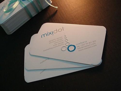 Mixidot Graphic Design