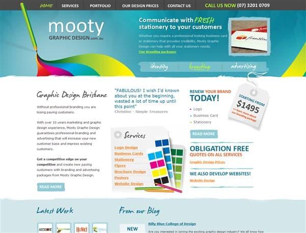 Mooty Web Design