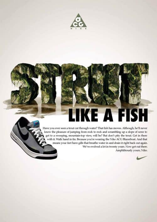 NIKE ACG 20th birthday: Strut