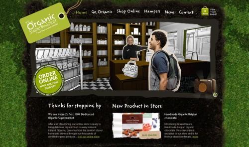 The Organic Supermarket