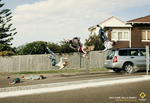 Pedestrian Council of Australia: Family