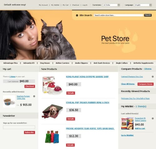 pet-store-theme