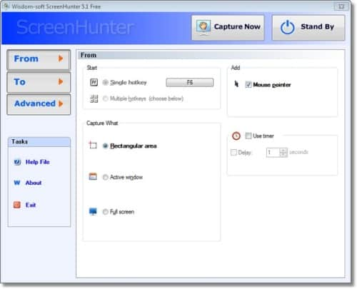 ScreenHunter 5.1