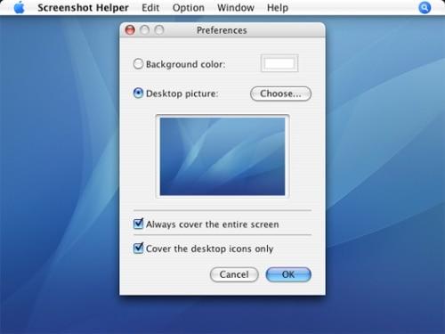 ScreenShot Helper