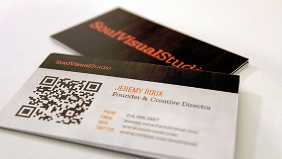 40 creative uses of qr code in business card web design booth of qr code in business cards colourmoves