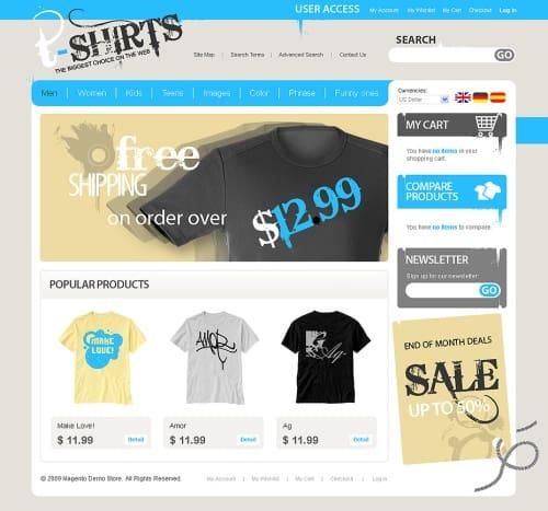 t-shirts-store