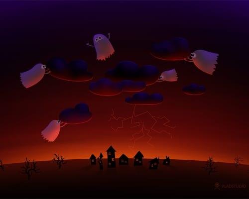 The Gathering Storm (Halloween Night)